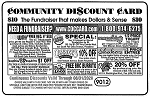 SP Community Discount Card